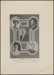 Page 11, 1913 Edition, Independence High School - Orange and Black Yearbook (Independence, KS) online yearbook collection