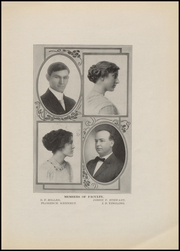 Page 13, 1913 Edition, Independence High School - Orange and Black Yearbook (Independence, KS) online yearbook collection