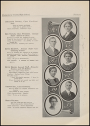 Page 15, 1913 Edition, Independence High School - Orange and Black Yearbook (Independence, KS) online yearbook collection