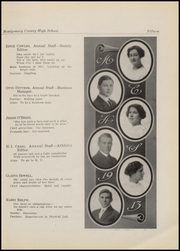 Page 17, 1913 Edition, Independence High School - Orange and Black Yearbook (Independence, KS) online yearbook collection