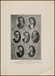 Page 9, 1913 Edition, Independence High School - Orange and Black Yearbook (Independence, KS) online yearbook collection
