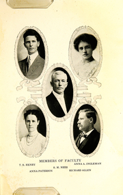 Page 11, 1915 Edition, Independence High School - Orange and Black Yearbook (Independence, KS) online yearbook collection