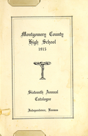 Page 5, 1915 Edition, Independence High School - Orange and Black Yearbook (Independence, KS) online yearbook collection