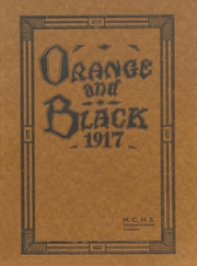 Page 1, 1917 Edition, Independence High School - Orange and Black Yearbook (Independence, KS) online yearbook collection