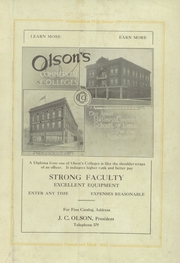 Page 3, 1922 Edition, Independence High School - Orange and Black Yearbook (Independence, KS) online yearbook collection
