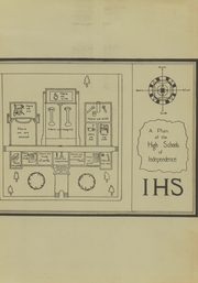 Page 3, 1928 Edition, Independence High School - Orange and Black Yearbook (Independence, KS) online yearbook collection