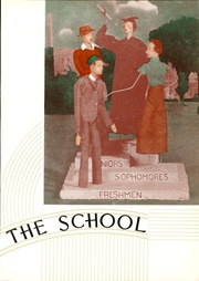 Page 17, 1935 Edition, Independence High School - Orange and Black Yearbook (Independence, KS) online yearbook collection