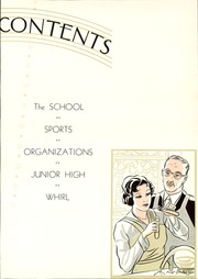 Page 9, 1935 Edition, Independence High School - Orange and Black Yearbook (Independence, KS) online yearbook collection