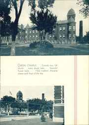 Page 17, 1937 Edition, Independence High School - Orange and Black Yearbook (Independence, KS) online yearbook collection