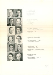 Page 14, 1943 Edition, Independence High School - Orange and Black Yearbook (Independence, KS) online yearbook collection