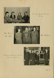 Page 14, 1945 Edition, Independence High School - Orange and Black Yearbook (Independence, KS) online yearbook collection