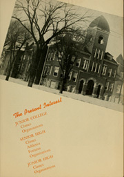 Page 9, 1945 Edition, Independence High School - Orange and Black Yearbook (Independence, KS) online yearbook collection