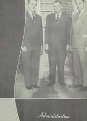 Page 15, 1954 Edition, Independence High School - Orange and Black Yearbook (Independence, KS) online yearbook collection