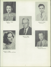 Page 11, 1950 Edition, Palo Verde Union High School - Echo Yearbook (Blythe, CA) online yearbook collection