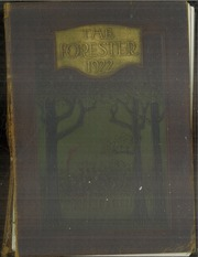 Page 1, 1922 Edition, Forest Avenue High School - Forester Yearbook (Dallas, TX) online yearbook collection