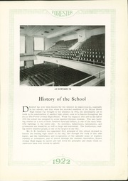 Page 17, 1922 Edition, Forest Avenue High School - Forester Yearbook (Dallas, TX) online yearbook collection