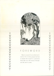 Page 8, 1934 Edition, Forest Avenue High School - Forester Yearbook (Dallas, TX) online yearbook collection