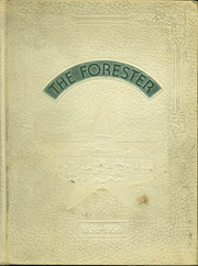 Page 1, 1936 Edition, Forest Avenue High School - Forester Yearbook (Dallas, TX) online yearbook collection