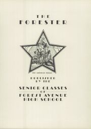 Page 7, 1936 Edition, Forest Avenue High School - Forester Yearbook (Dallas, TX) online yearbook collection