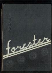 Page 1, 1939 Edition, Forest Avenue High School - Forester Yearbook (Dallas, TX) online yearbook collection