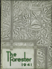 1941 Edition, Forest Avenue High School - Forester Yearbook (Dallas, TX)