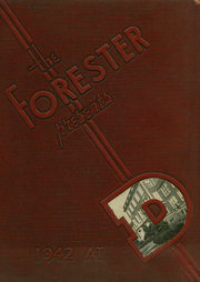 Page 1, 1942 Edition, Forest Avenue High School - Forester Yearbook (Dallas, TX) online yearbook collection