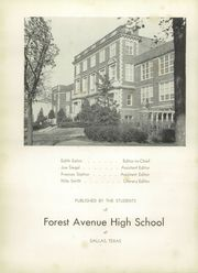 Page 6, 1942 Edition, Forest Avenue High School - Forester Yearbook (Dallas, TX) online yearbook collection