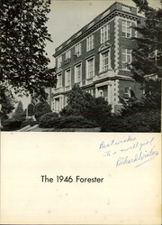 Page 5, 1946 Edition, Forest Avenue High School - Forester Yearbook (Dallas, TX) online yearbook collection