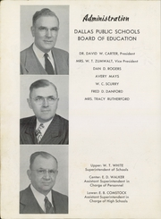 Page 16, 1948 Edition, Forest Avenue High School - Forester Yearbook (Dallas, TX) online yearbook collection