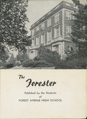 Page 7, 1948 Edition, Forest Avenue High School - Forester Yearbook (Dallas, TX) online yearbook collection