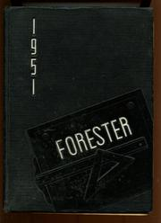 Forest Avenue High School - Forester Yearbook (Dallas, TX) online yearbook collection, 1951 Edition, Page 1