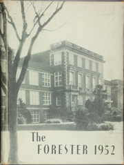 Page 1, 1952 Edition, Forest Avenue High School - Forester Yearbook (Dallas, TX) online yearbook collection