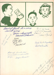 Page 3, 1952 Edition, Forest Avenue High School - Forester Yearbook (Dallas, TX) online yearbook collection