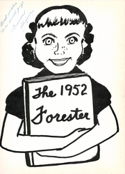 Page 7, 1952 Edition, Forest Avenue High School - Forester Yearbook (Dallas, TX) online yearbook collection