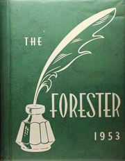 Page 1, 1953 Edition, Forest Avenue High School - Forester Yearbook (Dallas, TX) online yearbook collection