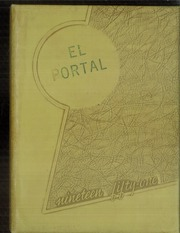 1951 Edition, Portales High School - El Portal Yearbook (Portales, NM)