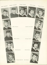 Page 11, 1951 Edition, Portales High School - El Portal Yearbook (Portales, NM) online yearbook collection