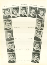 Page 12, 1951 Edition, Portales High School - El Portal Yearbook (Portales, NM) online yearbook collection