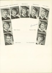 Page 17, 1951 Edition, Portales High School - El Portal Yearbook (Portales, NM) online yearbook collection