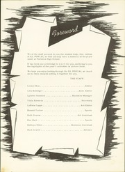 Page 5, 1951 Edition, Portales High School - El Portal Yearbook (Portales, NM) online yearbook collection