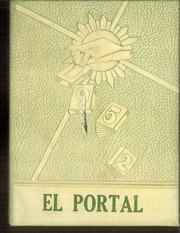 1952 Edition, Portales High School - El Portal Yearbook (Portales, NM)