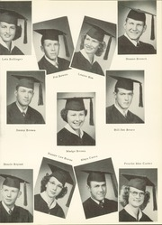 Page 13, 1952 Edition, Portales High School - El Portal Yearbook (Portales, NM) online yearbook collection