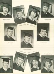 Page 14, 1952 Edition, Portales High School - El Portal Yearbook (Portales, NM) online yearbook collection