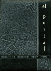 1954 Edition, Portales High School - El Portal Yearbook (Portales, NM)