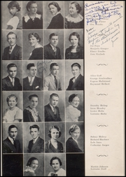 Page 16, 1935 Edition, West Milwaukee High School - Wemihi Yearbook (Milwaukee, WI) online yearbook collection