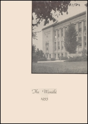 Page 5, 1935 Edition, West Milwaukee High School - Wemihi Yearbook (Milwaukee, WI) online yearbook collection