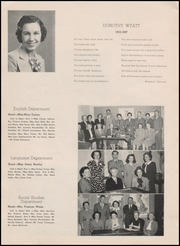 Page 16, 1947 Edition, Susan Miller Dorsey High School - Circle Yearbook (Los Angeles, CA) online yearbook collection