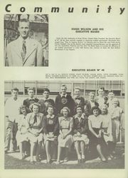 Page 16, 1948 Edition, Susan Miller Dorsey High School - Circle Yearbook (Los Angeles, CA) online yearbook collection