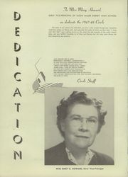 Page 8, 1948 Edition, Susan Miller Dorsey High School - Circle Yearbook (Los Angeles, CA) online yearbook collection