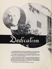 Page 8, 1950 Edition, Susan Miller Dorsey High School - Circle Yearbook (Los Angeles, CA) online yearbook collection